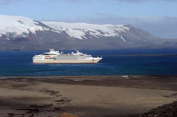 Avec 132 cabines et suites de luxe, le Soléal pourra transporter jusqu'à 264 passagers - Photo Mathieu Gesta