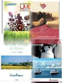 TourMaG.com : arrivée de 5 nouvelles Brochures en ligne