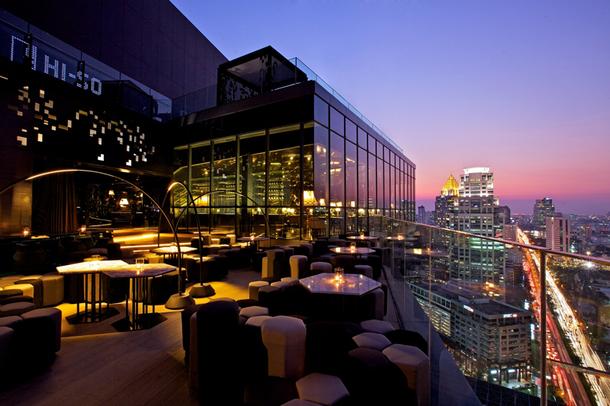 L'hôtel est déjà très populaire auprès de la clientèle inter asiatique, notamment  grâce à ses panoramas exceptionnels sur la Cité des Anges - DR