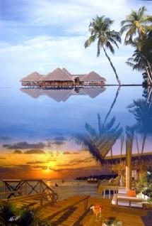 Les Maldives :  le Medhufushi Island Resort rouvre ses portes début 2007