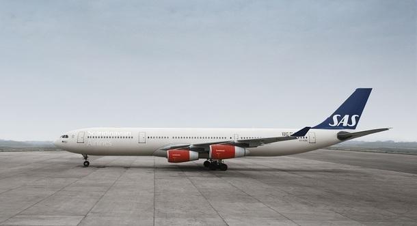 Blue1, filiale de SAS, reprend ses vols directs entre Marseille et Helsinki le 2 juin 2012 - Photo DR