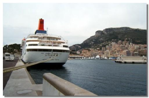 Les croisières rapportent à Monaco 150 euros par jour en moyenne et près de 500 euros pour la croisière de luxe !