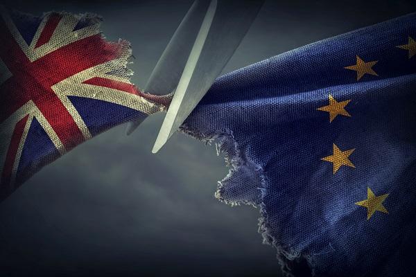 Brexit-No deal, le transport européen pourrait bien être fortement impacté - Crédit photo : Dépositphotos @egal