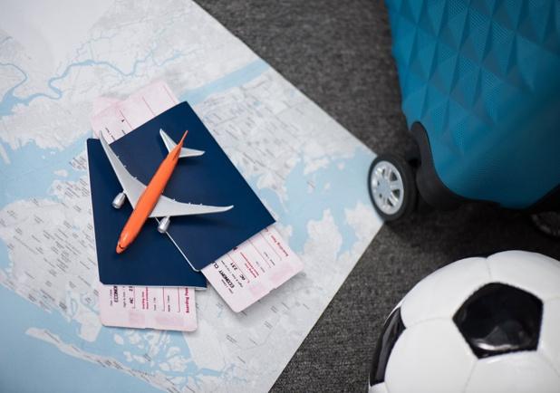 La croissance des arrivées de touristes internationaux sera comprises entre 3 et 4% l'an prochain - Depositphotos.com alebloshka