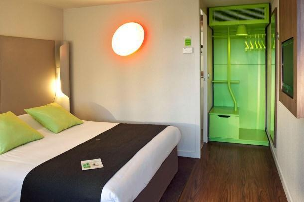Avec le concept « Campanile Nouvelle Génération »,la marque délaisse les établissements de type « motel » implantés en périphérie des villes au profit des centres villes - DR