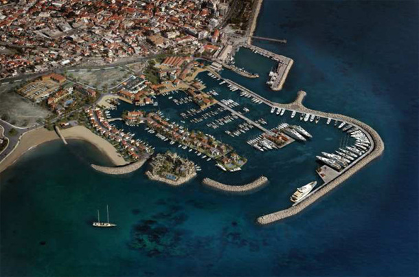 Chypre : une nouvelle marina haut de gamme à Limassol