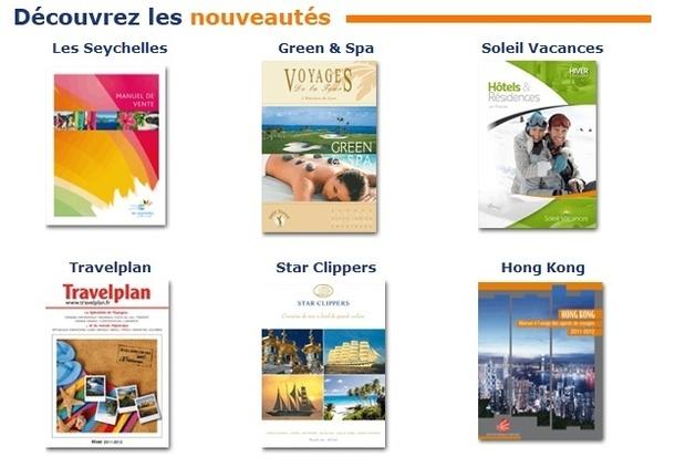 """""""Le Parisien"""" évoque Brochuresenligne, le site de ''tous les catalogues du marché''"""