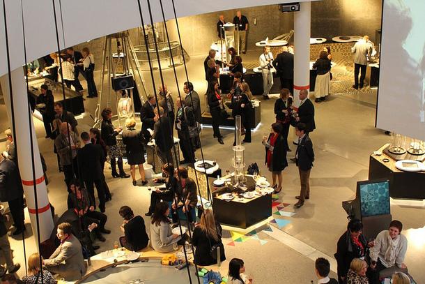 La soirée d'ouverture du workshop norvégien à Fredrikstad. DR - Visit Fredrikstad & Hvaler