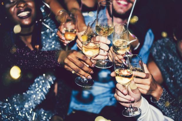 Nos Meilleurs Voeux de santé, prospérité et... tout le bonheur du monde pour cette nouvelle année ! /crédit DepostPhot