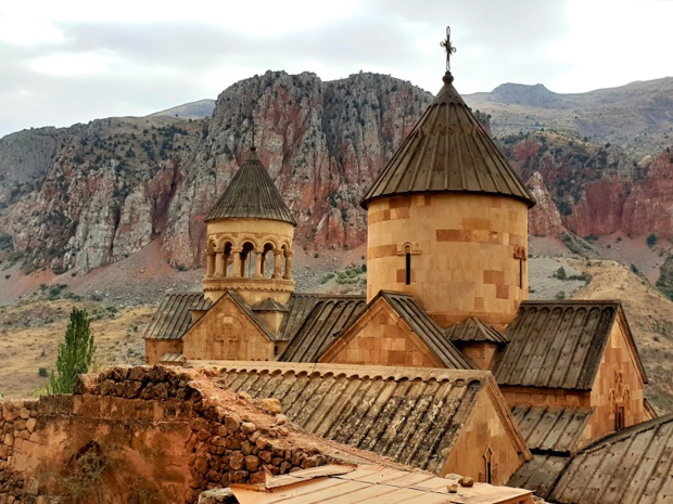 Pour son premier voyage dans le Caucase, Double Sens a choisit l'Arménie - crédit photo : DoubleSens