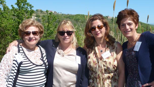 Geneviève Dimitropoulos (à droite) rejoint l'équipe KTS France comme directrice de développement  - DR : M.SANI