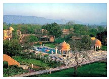 The Oberoi Rajvilas, à Jaipur