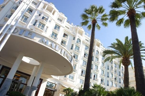 Le prestigieux Hôtel Martinez a ouvert au 7ème étage un Raphaël Beauty Spa de 900 m² - Photo DR