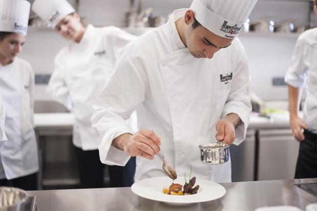 Chaque année, l'école Ferrières forme 250 étudiants en bachelor, master et ateliers cuisine, boulangerie et pâtisserie, sur son site, le château de Ferrières-en-Brie (Seine-et-Marne). DR : Ferrières