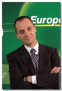 Eric Ledroux, Directeur Général d'Europcar France et Belgique