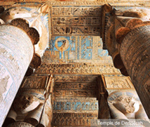 Temple de Dendérah - DR Pixabay