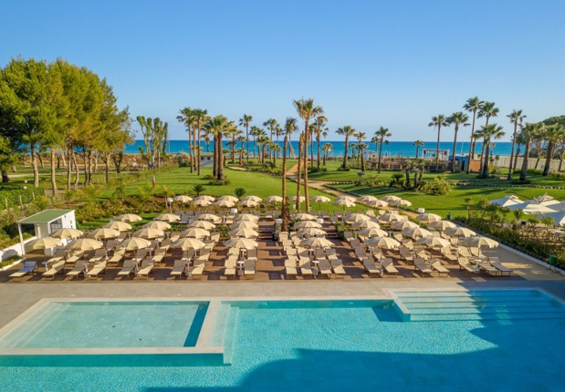 Aeroviaggi et Fram ont signé un accord d'exclusivité pour le marché français sur le nouvel hotel Himera Beach Club situé à quelques kilomètres de Cefalù - DR : Aeroviaggi