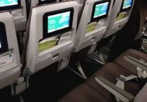 Le cabine Economy de Level est disposée en 2-4-2 - Crédit photo : RP