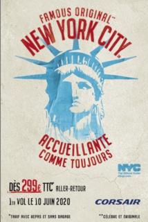 Famous Original New York City est le thème, entièrement relooké, choisi pour cette campagne 2019-2020 - DR : NYC & Company
