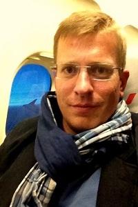 Jean-François Dhinaux est le Directeur de Geophyle - Photo DR