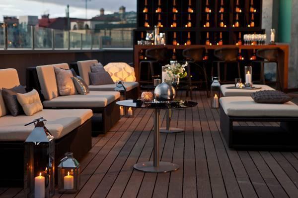 Le Renaissance Barcelona compte 7 salles de réunion avec tout le confort moderne - Photo DR