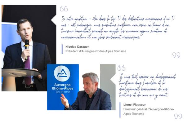Un vrai programme pour le tourisme durable, Auvergne-Rhône Alpes Tourisme s'engage !