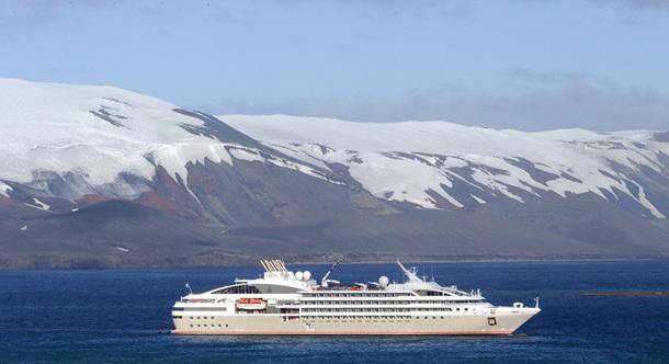 L'arrivée du Soléal et à sa programmation inédite dans l'Arctique est prévue pour juillet 2013 - DR