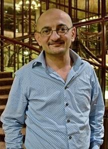 Gabriel Taher (ONT Afrique du Sud de Paris)