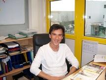 Cédric Javault est le fondateur et le directeur général de Telligo - Photo DR