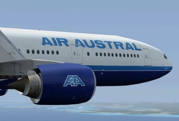 Il semble qu'Air Austral rentre parmi les compagnies aériennes amies d'Air France - Photo DR