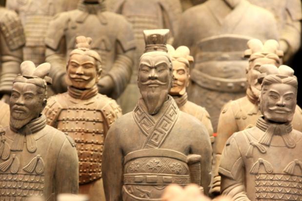 Les principaux sites touristiques chinois ont été fermés aux touristes /crédit DepositPhoto