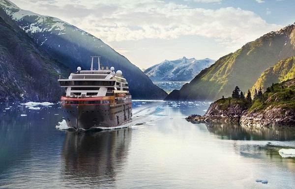 Hurtigruten propose une croisière Alaska et Colombie-Britannique à un tarif réduit - Crédit photo : Hurtigruten