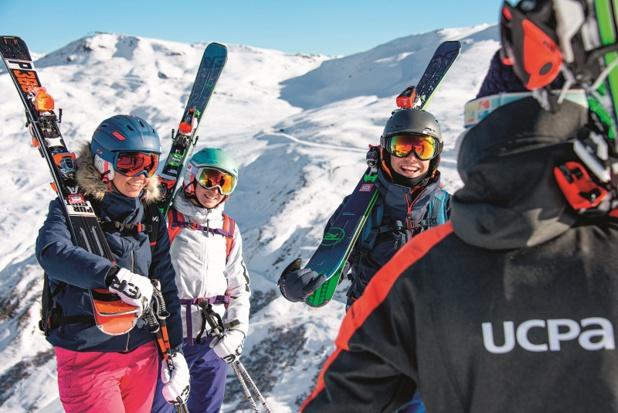 « 59% des jeunes accueillis à l'UCPA sont des publics qui ne seraient pas partis au ski sans aide (comité d'entreprise, scolaires, projets de solidarité...) », remarque Guillaume Légaut, directeur général de l'UCPA. - DR : VILLECOURT Paul/UCPA