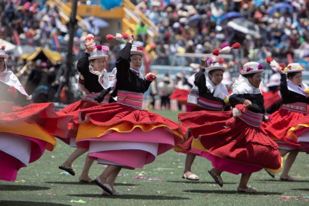 Le 9 février, se tiendra le concours de danse en costumes de lumière /crédit photo Promperou