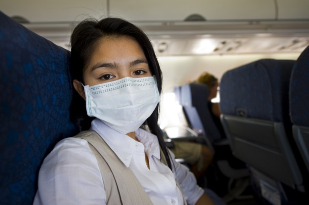 Les Etats-Unis qui ont déclaré l'Etat d'Urgence qu'ils refusaient l'entrée sur leur territoire aux ressortissants étrangers s'étant récemment rendus en Chine -  Depositphotos.com macky_ch