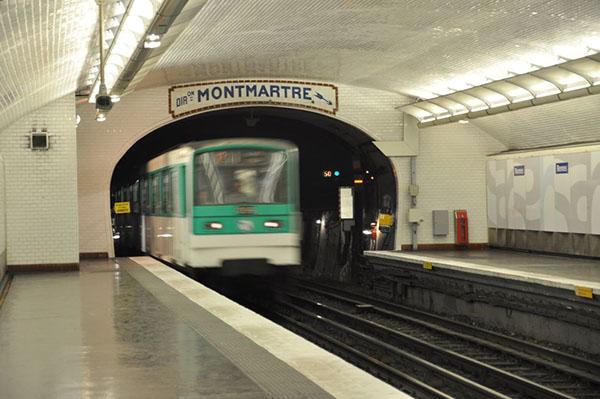 Le transport à Paris credit Barbara Marquez - CC BY-NC-ND 4-0