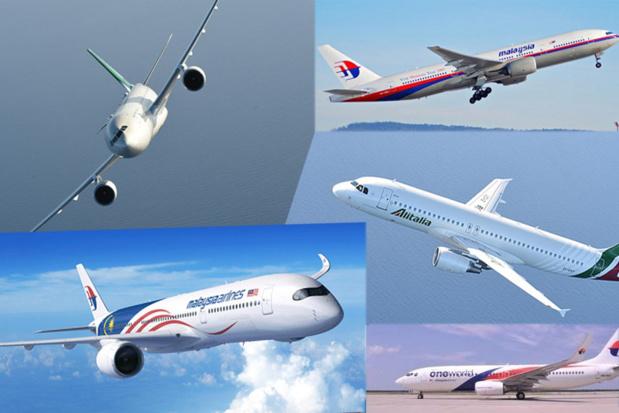 Malaysia Airlines cherche désespérément à s'adosser à un grand transporteur, du côté d'Alitalia de nombreuses compagnies s'intéressent au dossier - Photo DR