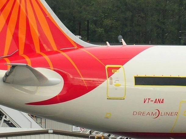 Si elle est lourdement endettée, Air India possède une flotte de 100 appareils et un portefeuille de slots intéressants © Air India
