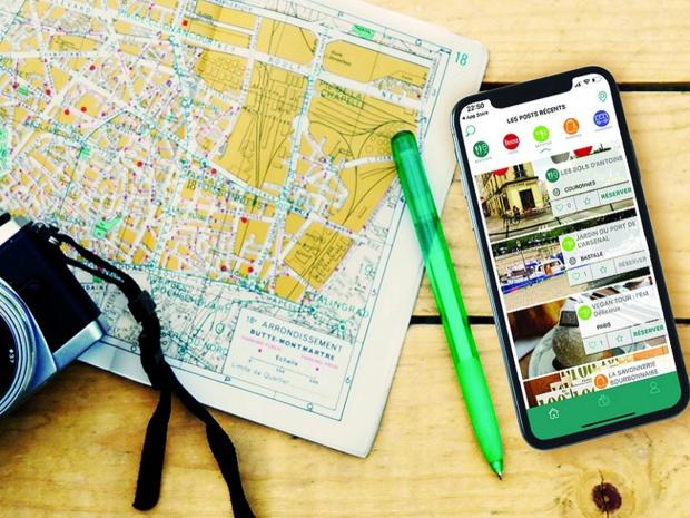Tookki, un cityguide 3.0 pour le tourisme durable - crédit photo : Tookki