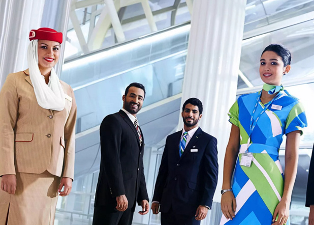 Emirates recrute du personnel navigant - DR Emirates