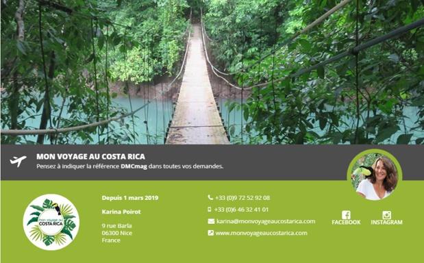 Mon Voyage au Costa Rica est sur DMCMag.com - DR