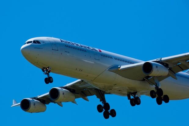 Après une réévaluation de l'ensemble des éléments à sa disposition, Air France a pris la décision de prolonger la suspension de la desserte de ces destinations jusqu'au 15 mars 2020 inclus - Photo Air France Airbus A340
