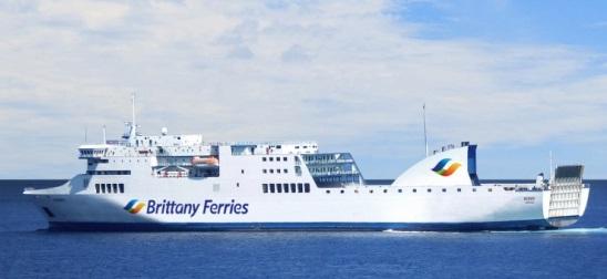 Irlande : Brittany Ferries desservira Cork et Rosslare au départ de Roscoff à partir du 24 mars 2020 - DR