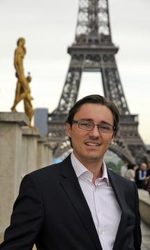 Axel Mazerolles, DG France de Travelzoo - DR