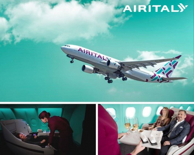 Air Italy possédait une flotte de 12 avions, pour dessrvir 54 destinations - DR