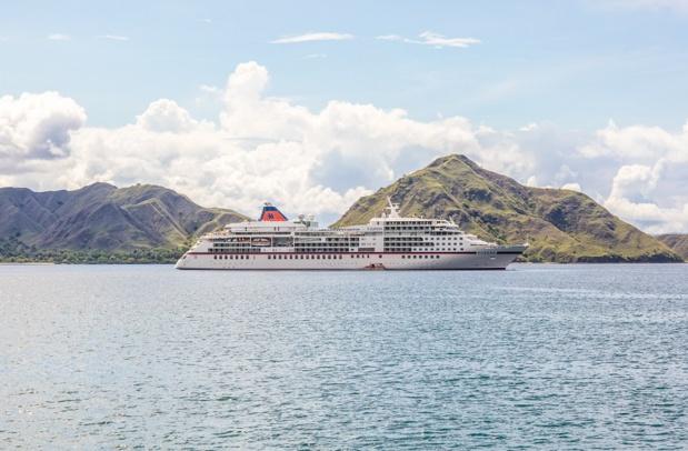 TUI et Royal Caribbean Cruises viennent de renforcer leur coentreprise - Crédit photo : Hapag-Lloyd Cruises