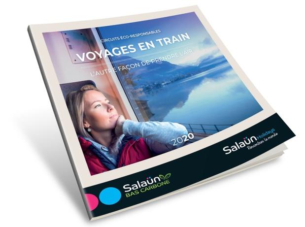 Le catalogue inclut également l'offre de voyages en train de Pouchkine Tours - DR : Salaün Holidays