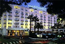 L'Hôtel Martinez