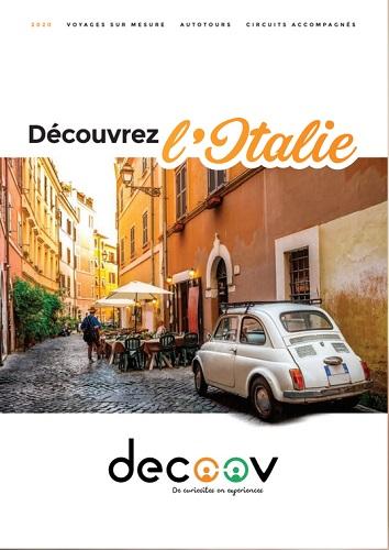 La nouvelle brochure 2020 de Decoov - DR
