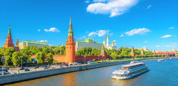 Kremlin de Moscou - DR : shutterstock-Viacheslav Lopatin